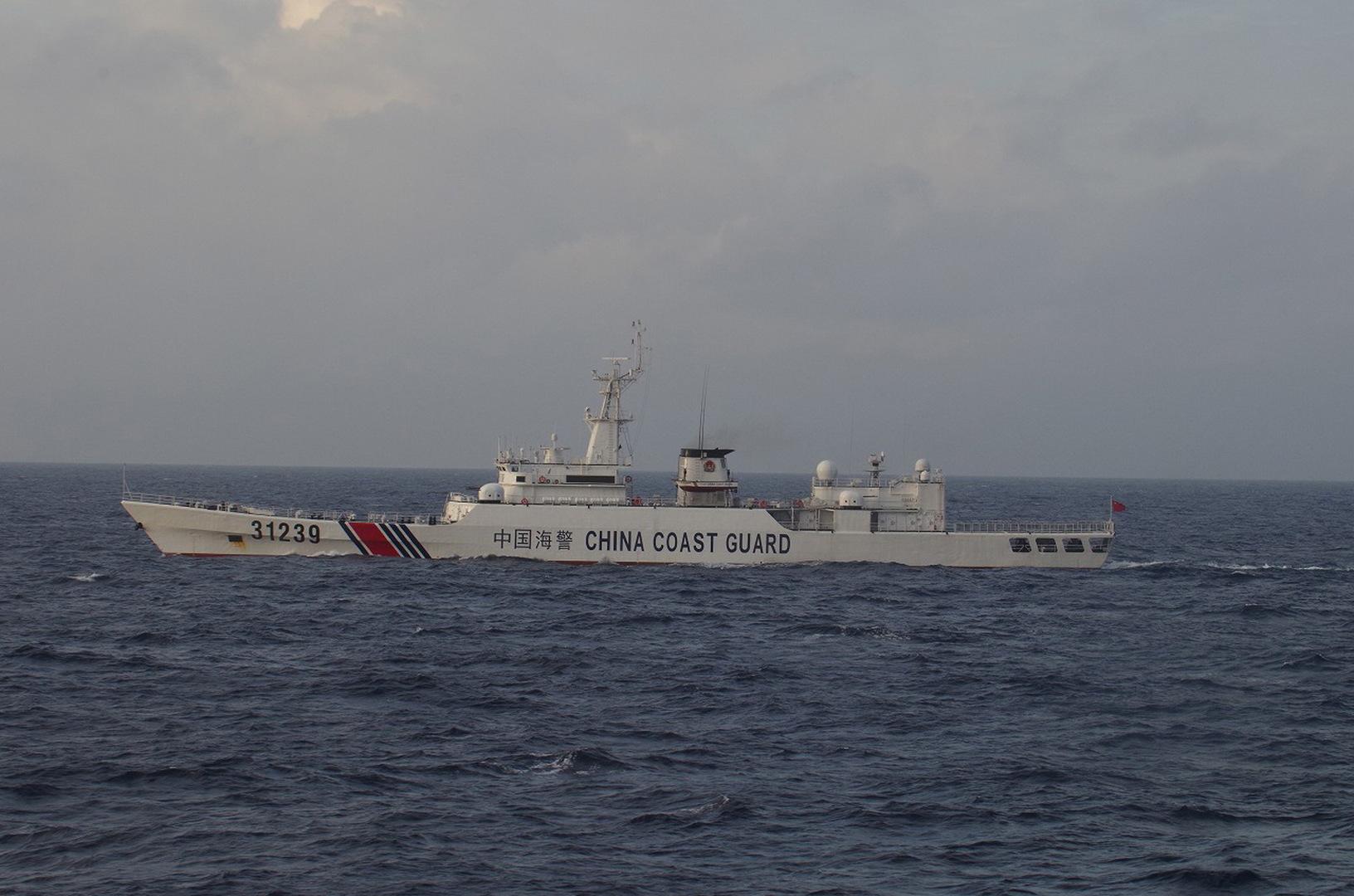 سفن عسكرية صينية تقترب من جزر متنازع عليها مع اليابان