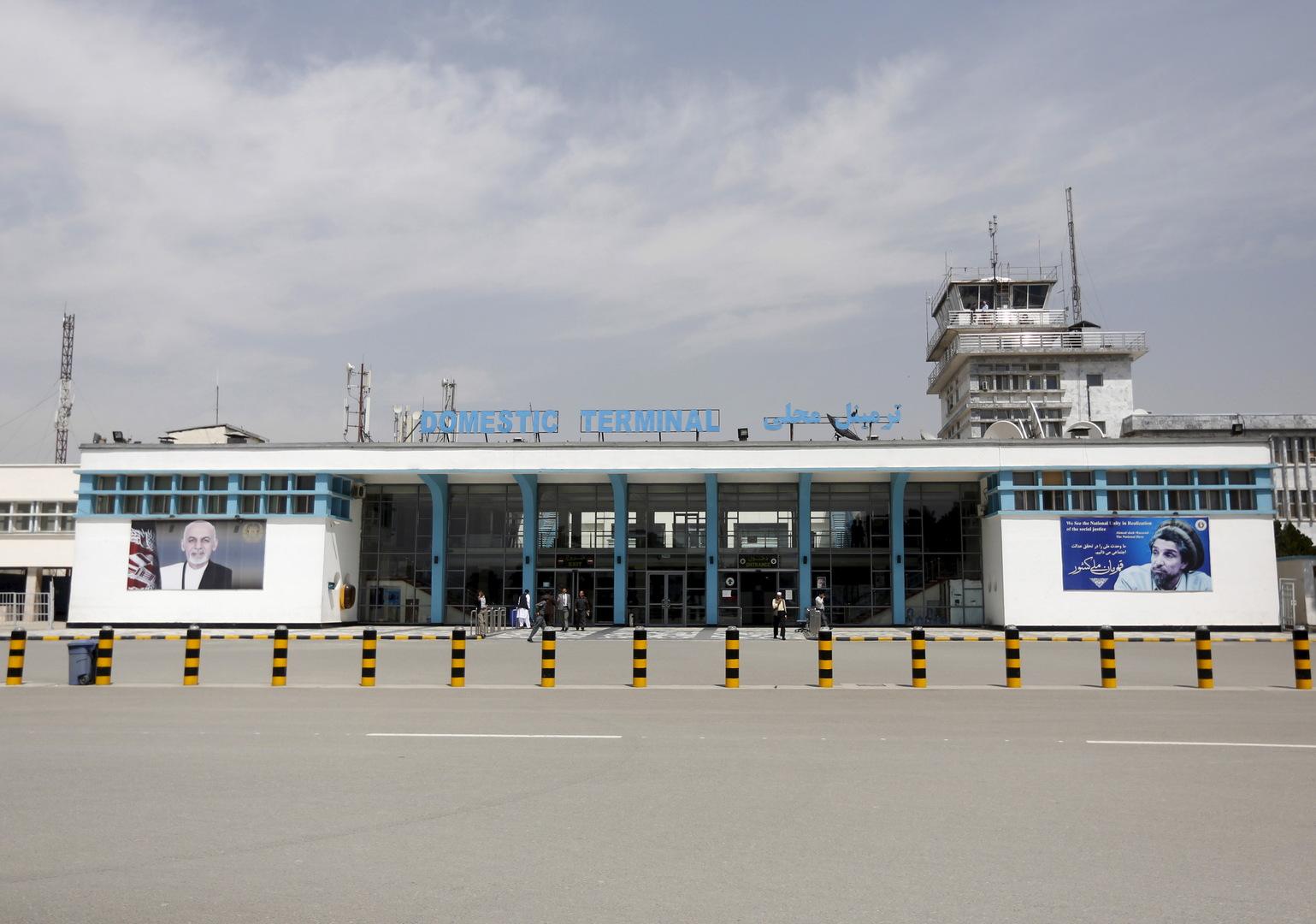 تحصين مطار كابل بالمضادات الجوية تحسبا لاستهدافه من قبل