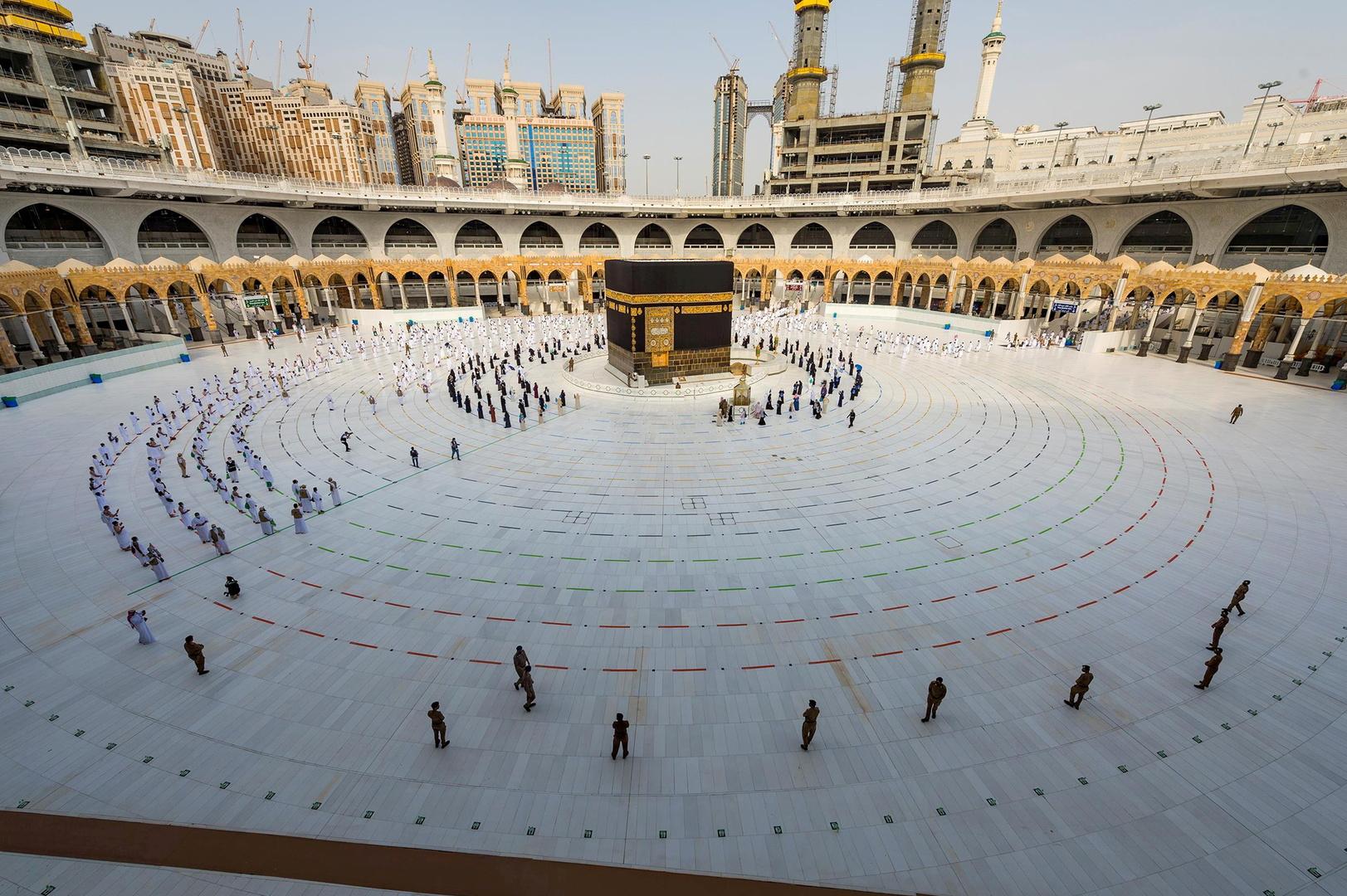 السعودية تصدر أول بطاقة حج ذكية