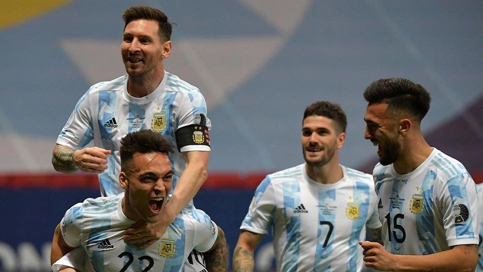 رسميا.. أتلتيكو مدريد يتعاقد مع أحد نجوم الأرجنتين أبطال