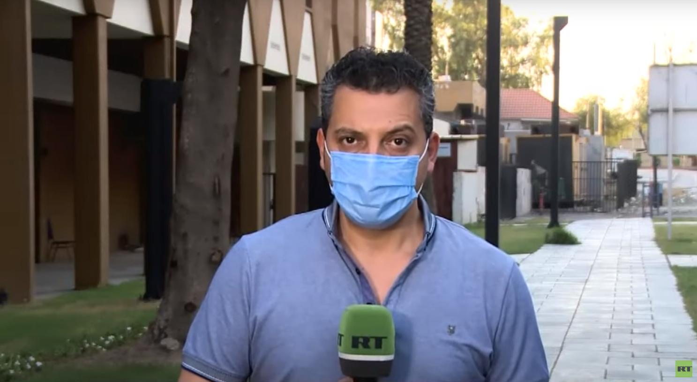 قوة أمنية عراقية تعتقل مراسل RT في بغداد