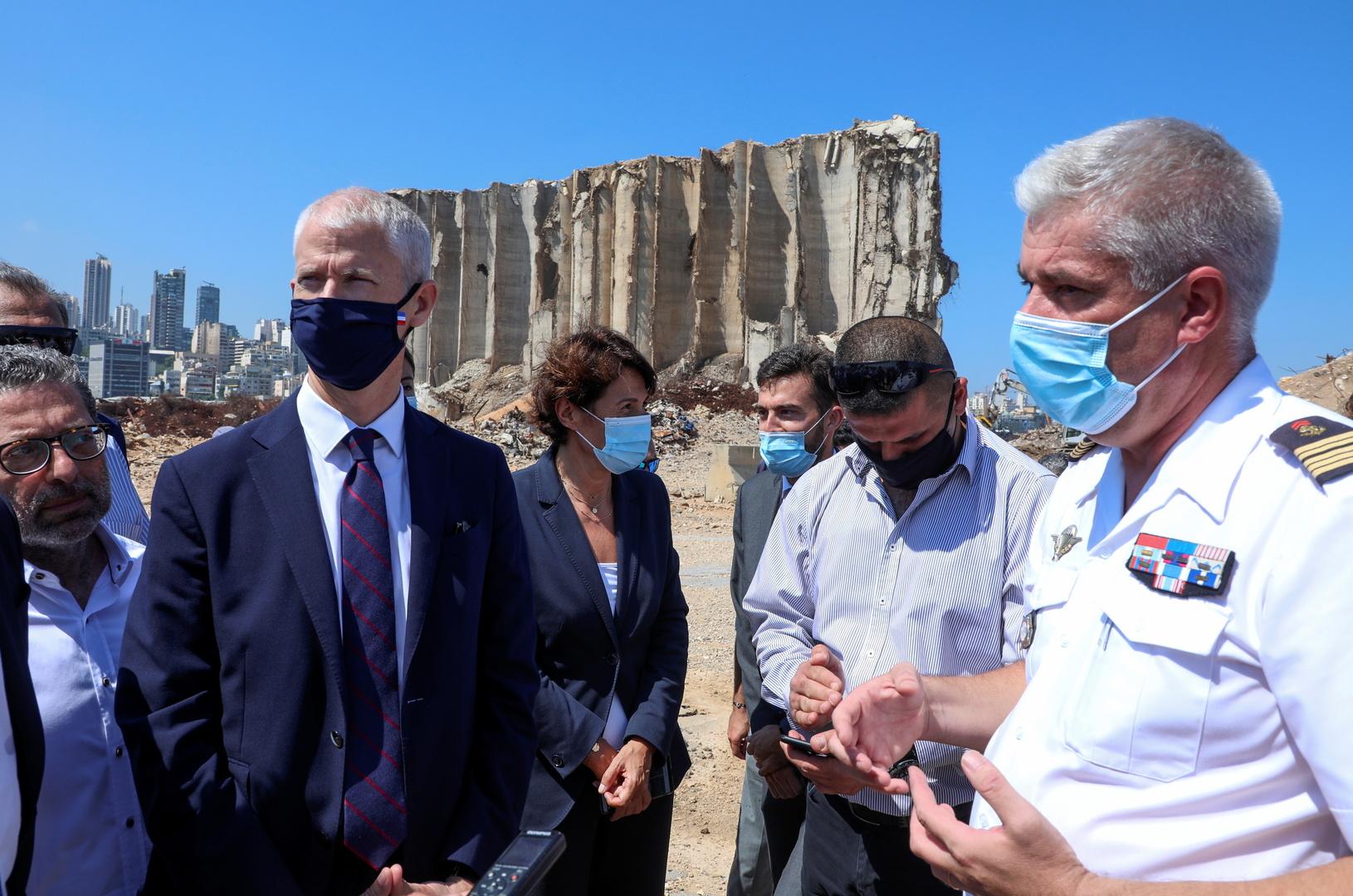 وزير فرنسي يحذر المسؤولين اللبنانيين من