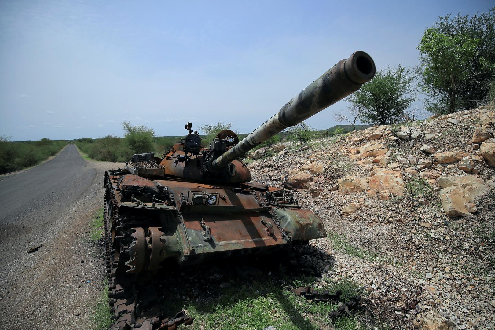 قوات إقليم تيغراي الإثيوبي تتقدم جنوبا وميليشيات أمهرة تحتشد