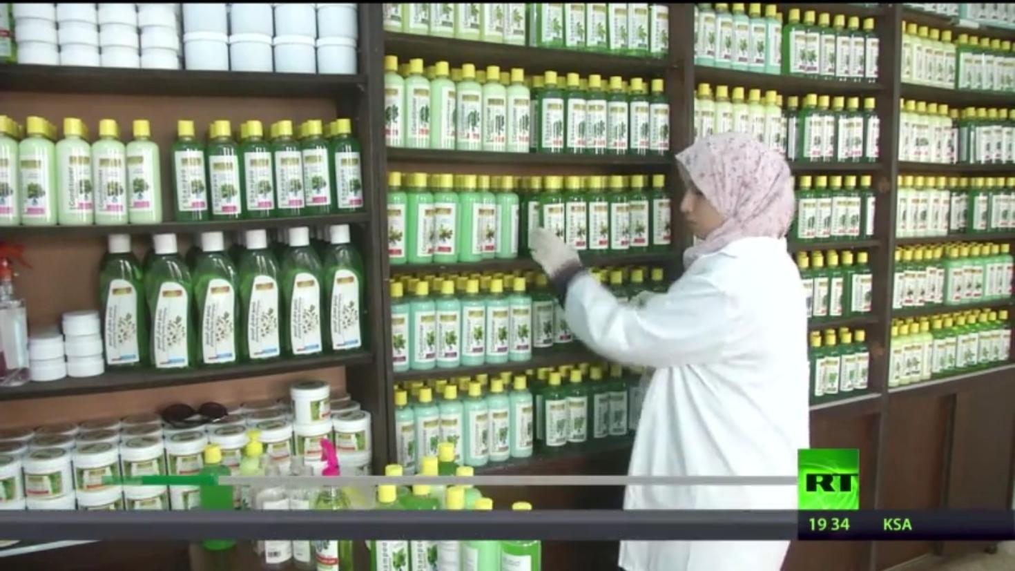 مشاريع أهلية نسائية في قطاع غزة