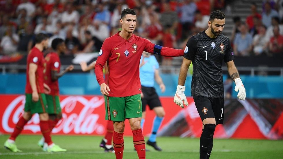 رسميا.. نادي روما يضم حارس المنتخب البرتغالي