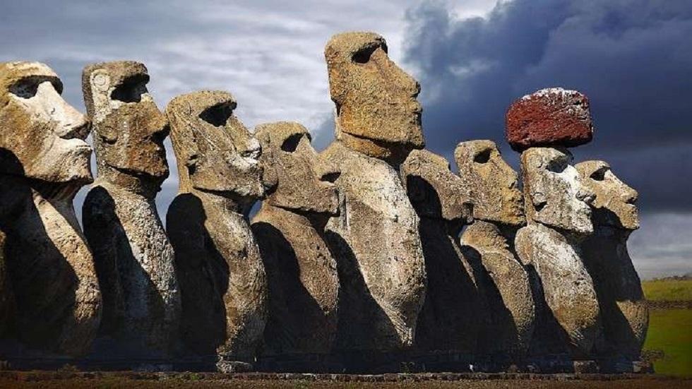 العلماء يدحضون الأسطورة الرئيسية لحضارة جزيرة الفصح