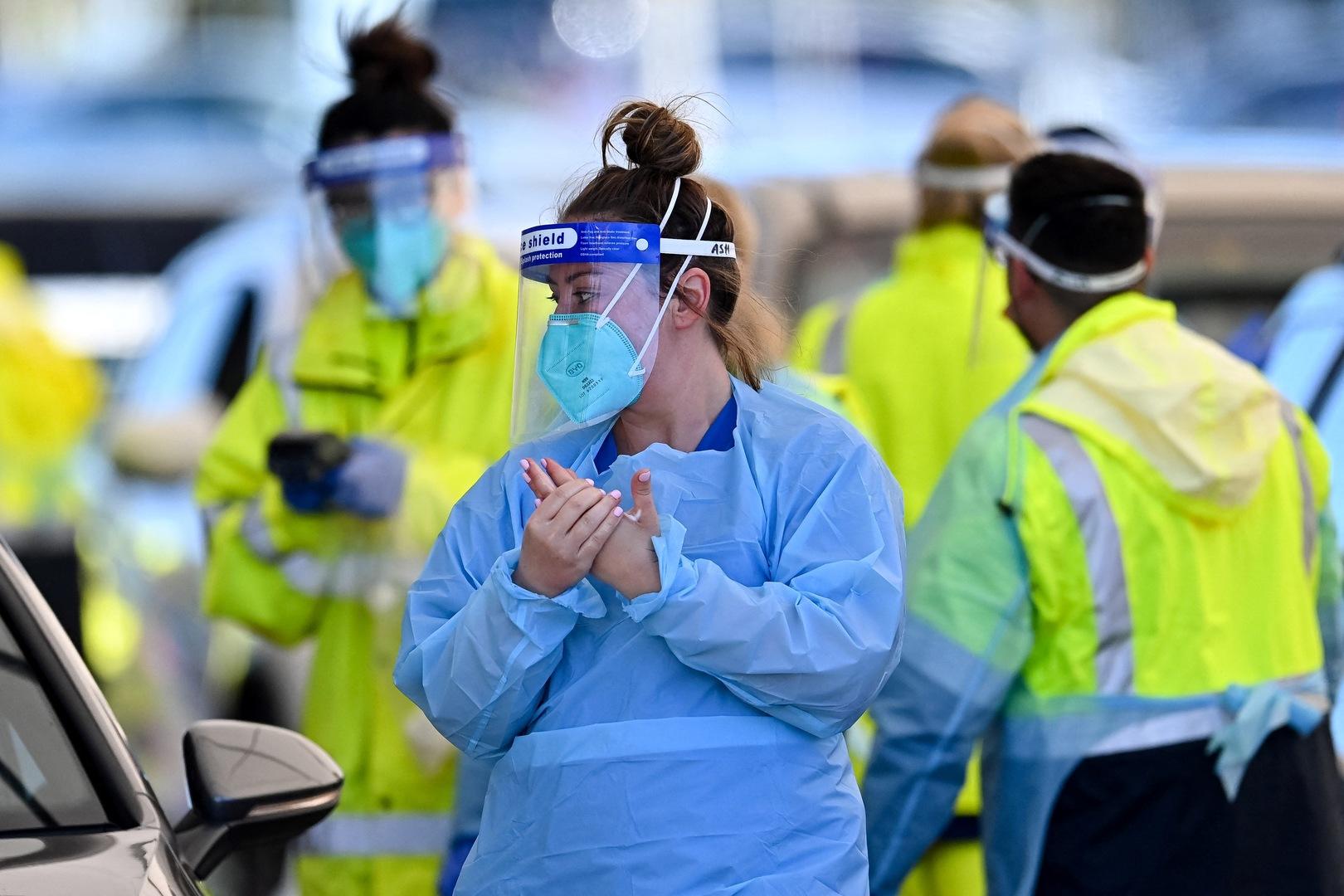 منظمة الصحة العالمية: سلالة دلتا  من فيروس كورونا اكتشفت في 111 دولة وإقليم