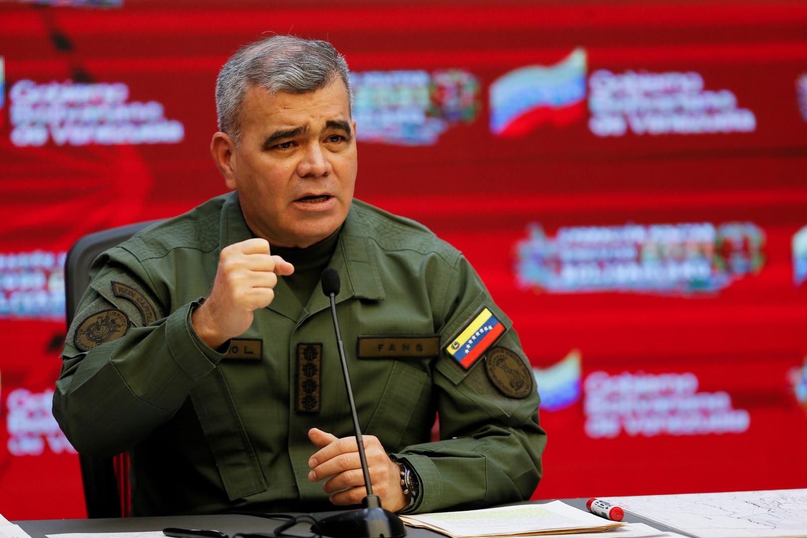 بعثة خبراء الاتحاد الأوروبي للانتخابات تلتقي وزير الدفاع الفنزويلي