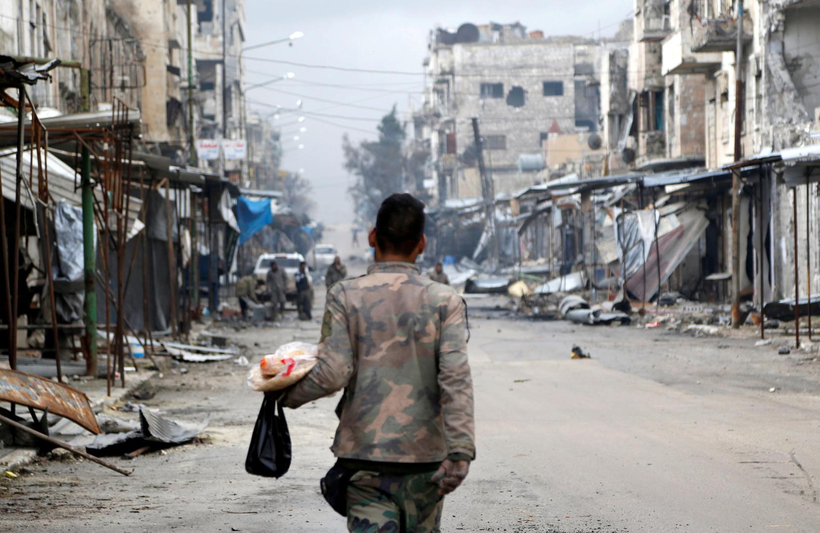 جرحى في تفجير دراجة نارية مفخخة في ريف حلب