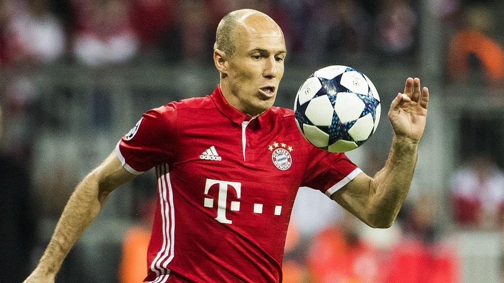 رسميا.. الهولندي روبن يعتزل كرة القدم عن عمر 37 عاما