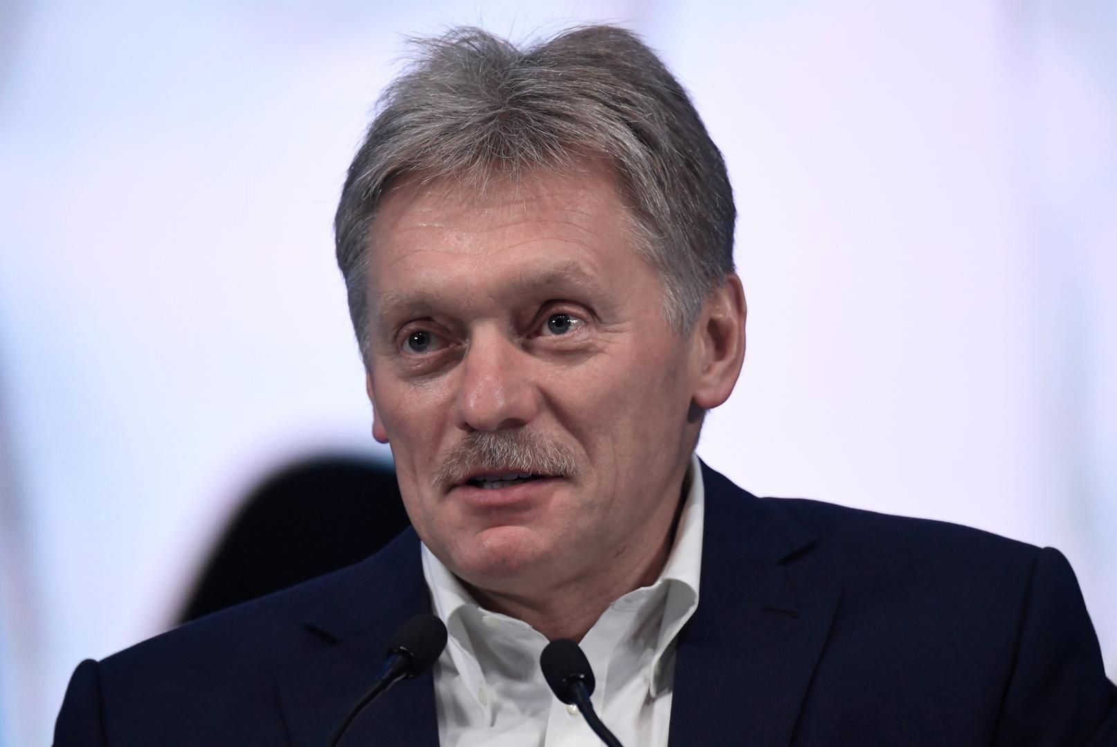 بيسكوف: التقرير حول دعم الكرملين لترامب هراء