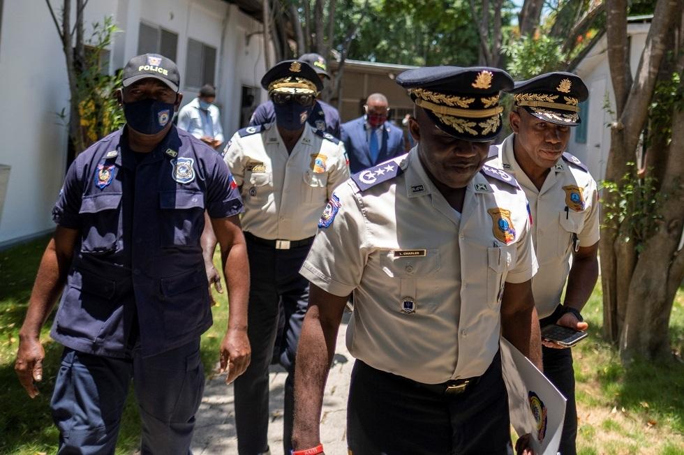رئيس كولومبيا: بعض المشبوهين على علم بمؤامرة اغتيال رئيس هايتي