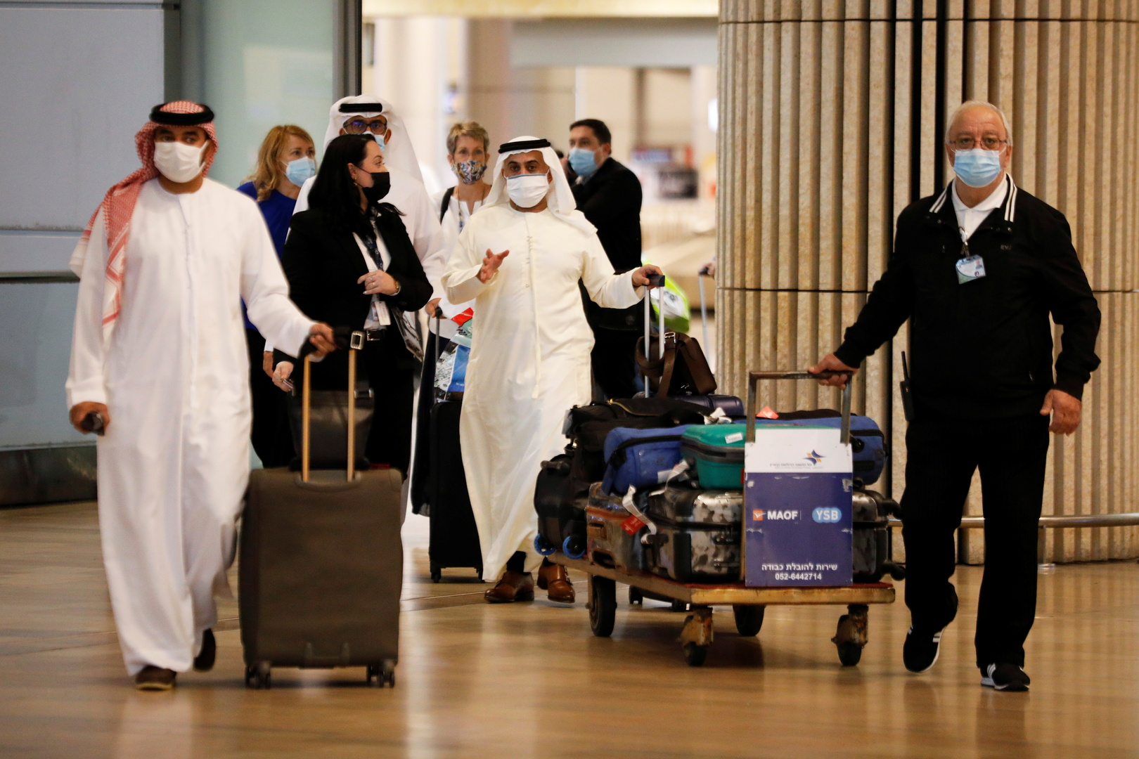 كوريا الجنوبية تضيف الإمارات إلى قائمة الدول المستثناة من رفع العزل الذاتي