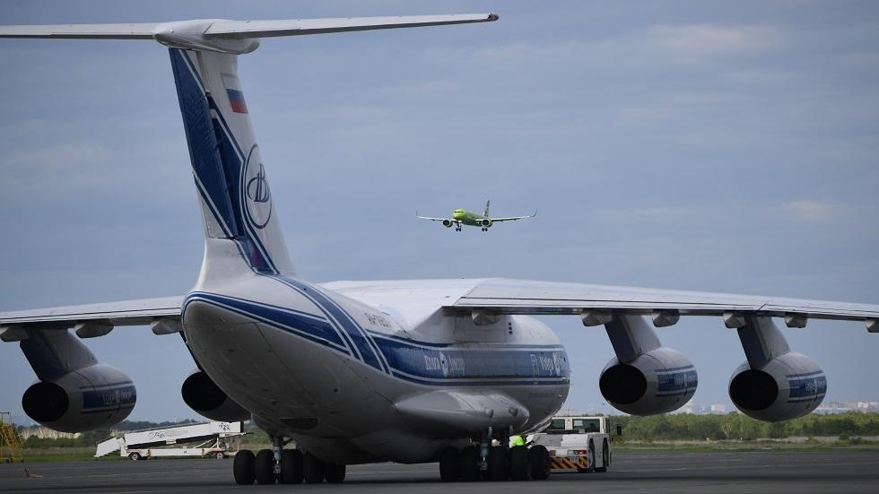 الجيش الروسي يتسلم دفعة أولى من طائرات النقل الحديثة