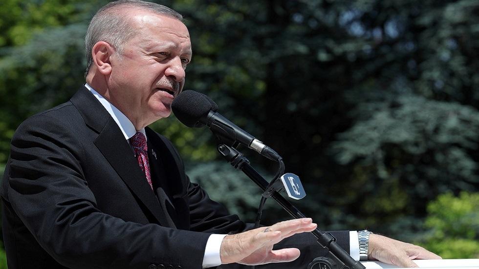 أردوغان: سنزف بشرى سارة لقبرص التركية في 20 يوليو