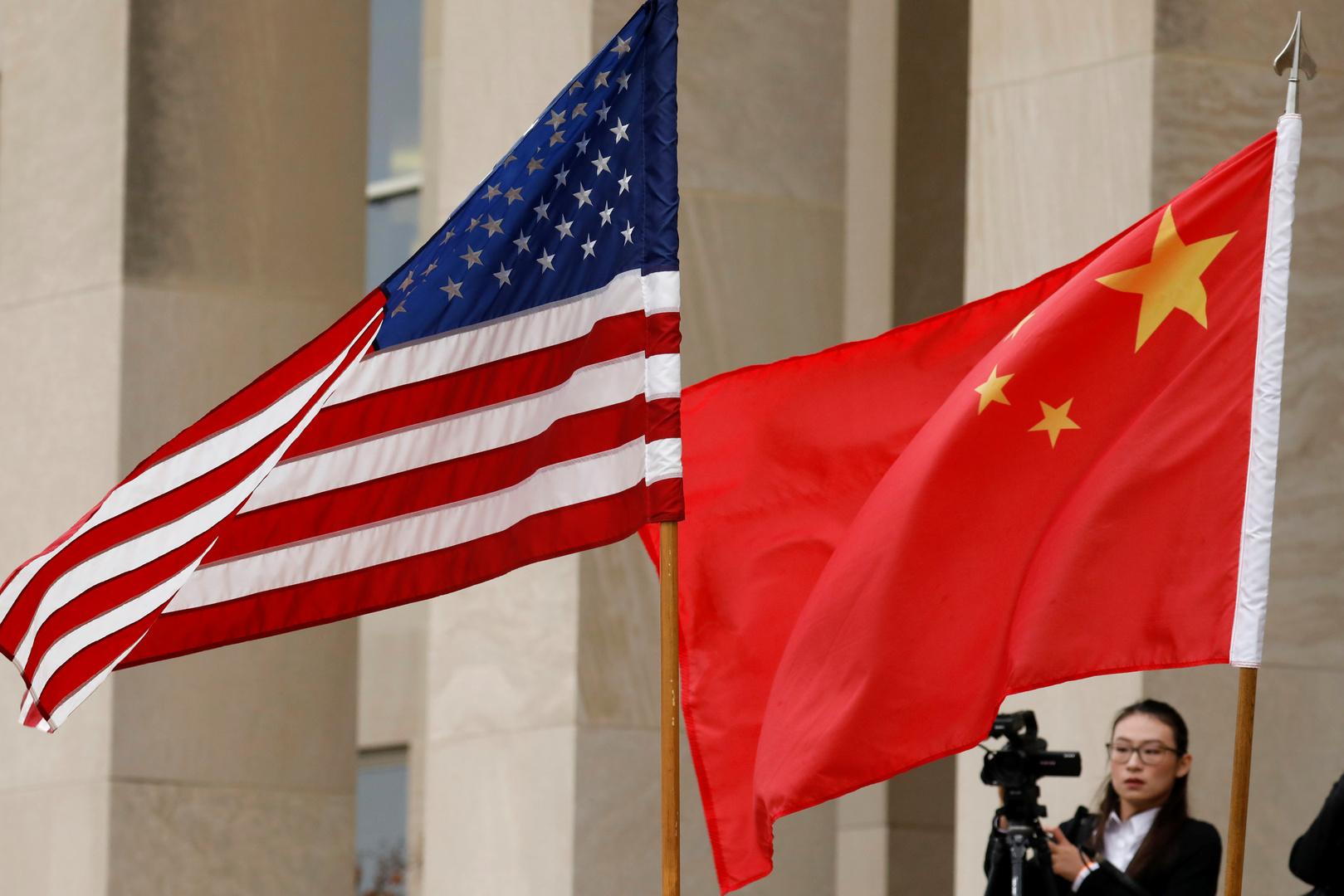 الصين تحذر الولايات المتحدة من