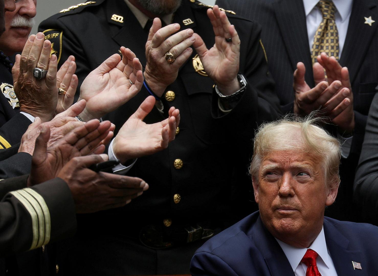 تقرير أمريكي يكشف أن ترامب كان بصدد مهاجمة إيران
