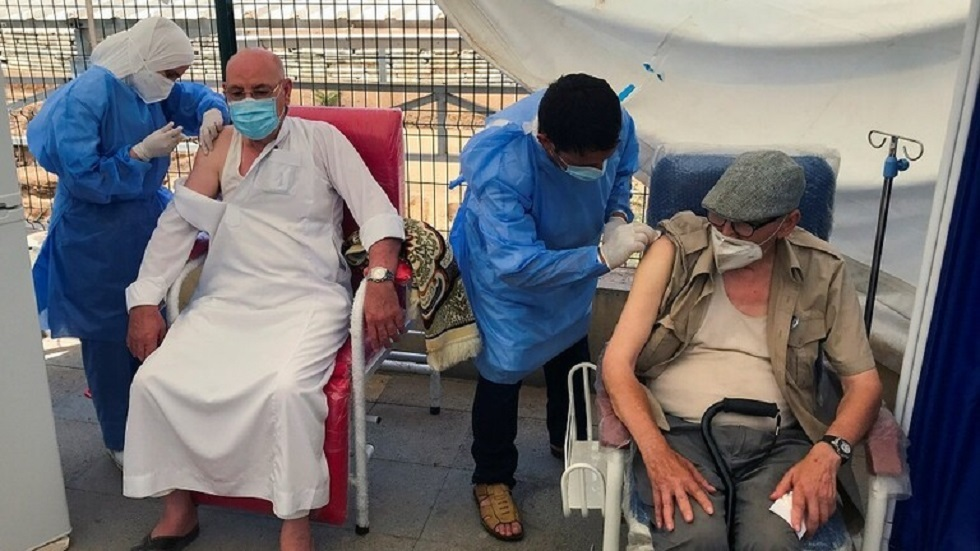 الجزائر تسجل أعلى حصيلة يومية في عدد الاصابات بكورونا