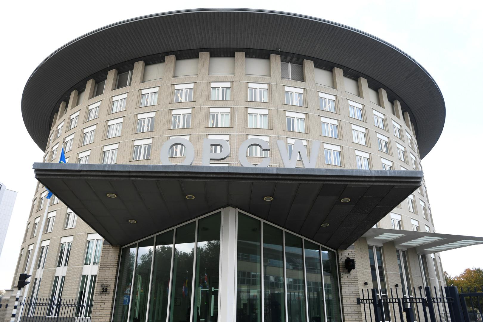 روسيا: منظمة حظر الكيميائي تحافظ على الغموض في قضية نافالني