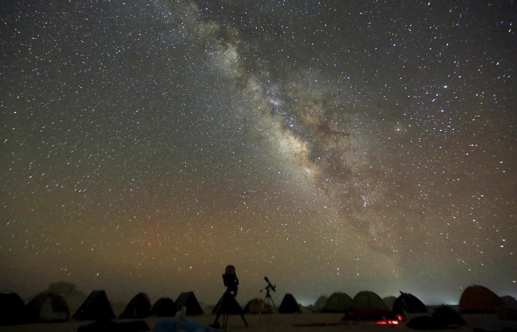 مصر سترصد الفضاء بثاني أكبر تلسكوب في العالم