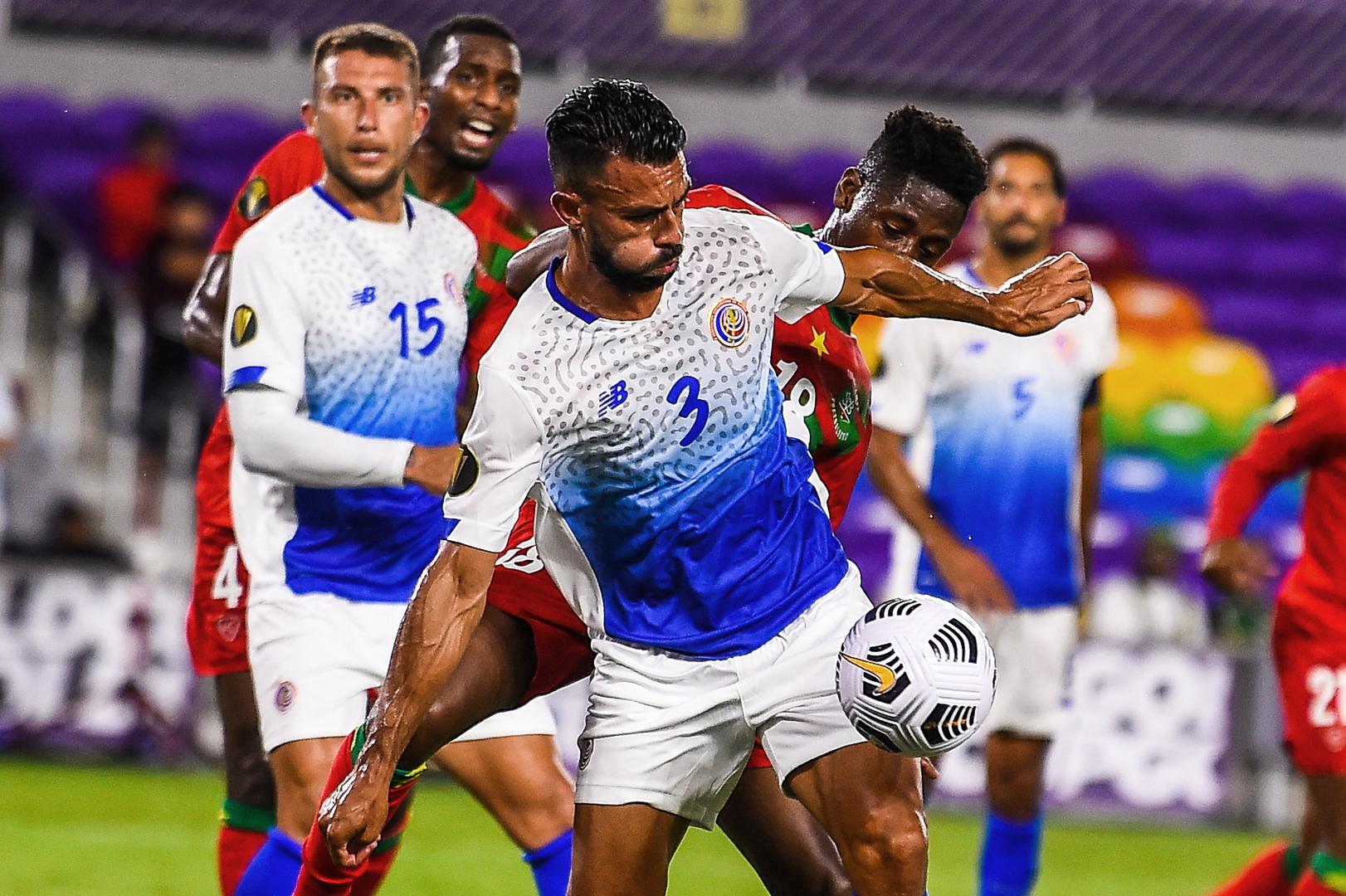 الكأس الذهبية.. كوستاريكا وجامايكا إلى ربع النهائي