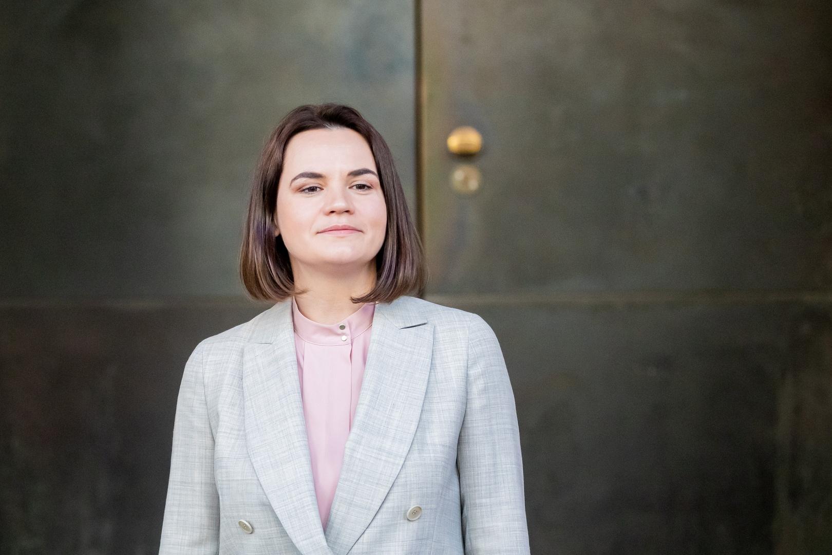 المعارضة البيلاروسية، سفيتلانا تيخانوفسكايا