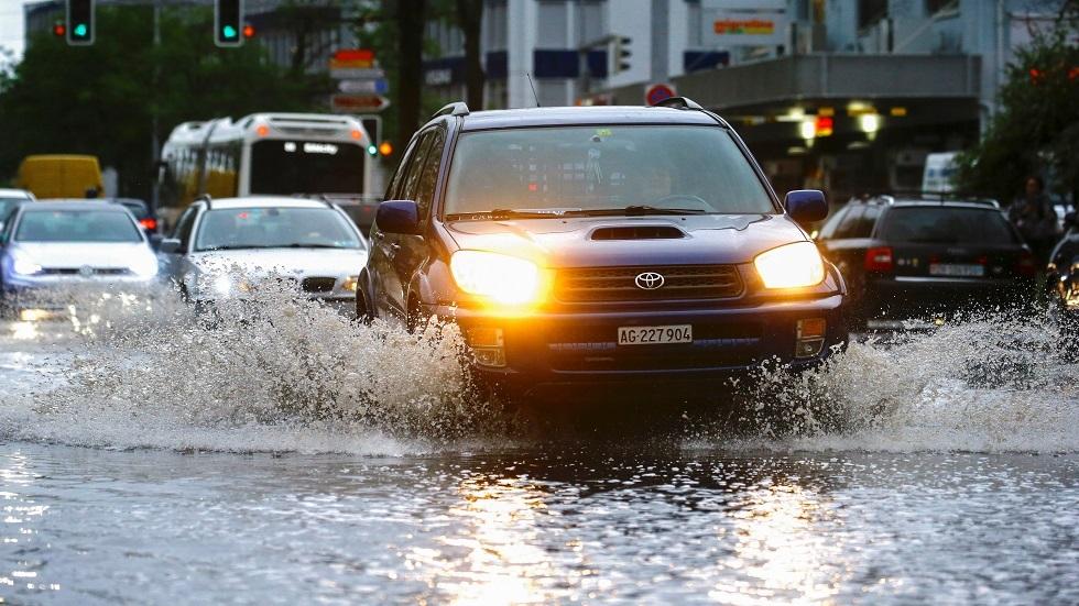 فيضانات ألمانيا تصل إلى مقاطعة سكسونيا السويسرية