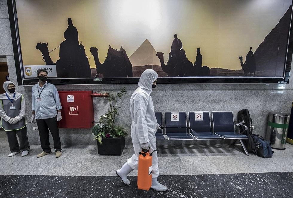 مصر تسجل 69 إصابة جديدة بفيروس كورونا و8 وفيات