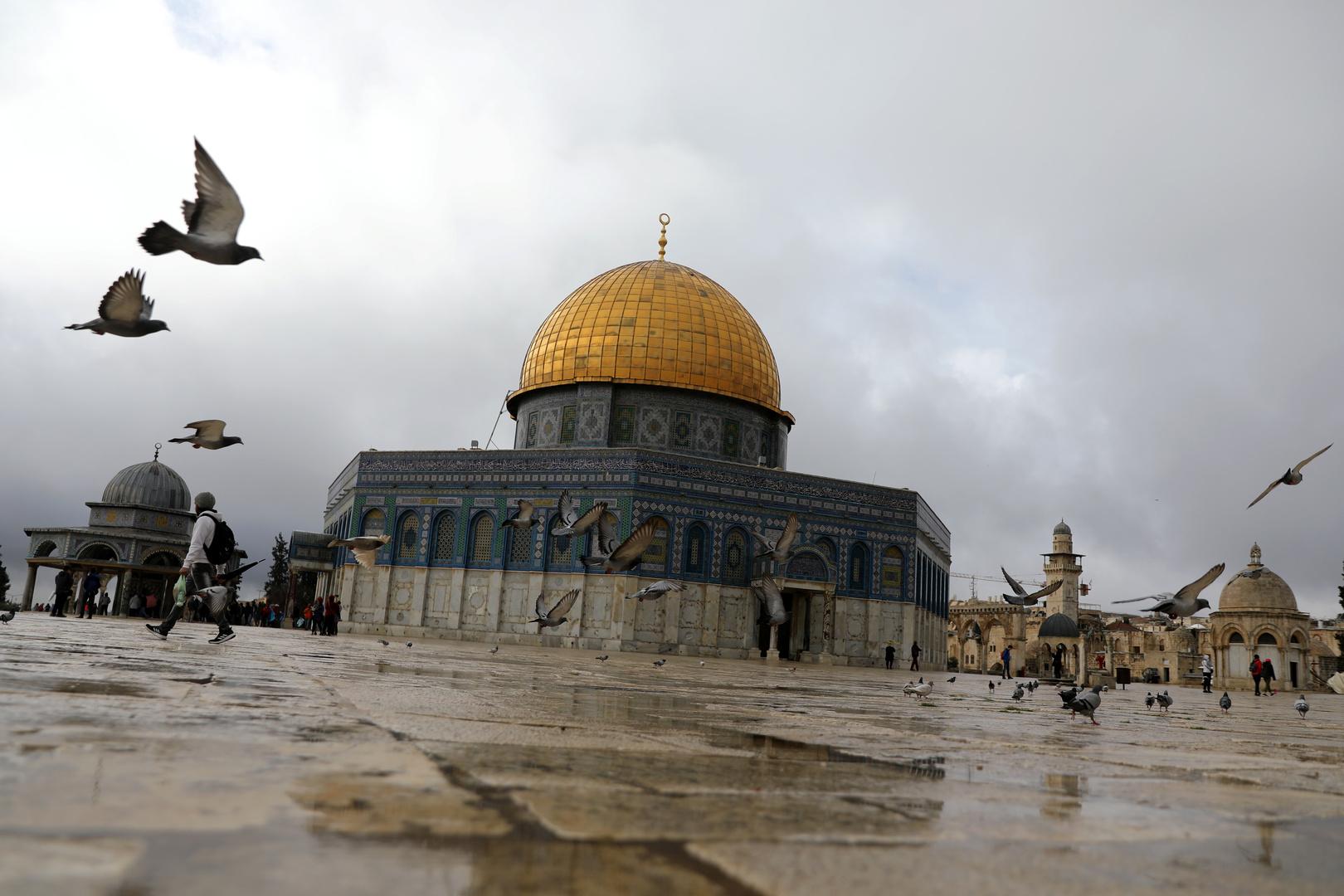 مصر تطالب إسرائيل بالامتناع عن تأجيج التوترات في الحرم القدسي