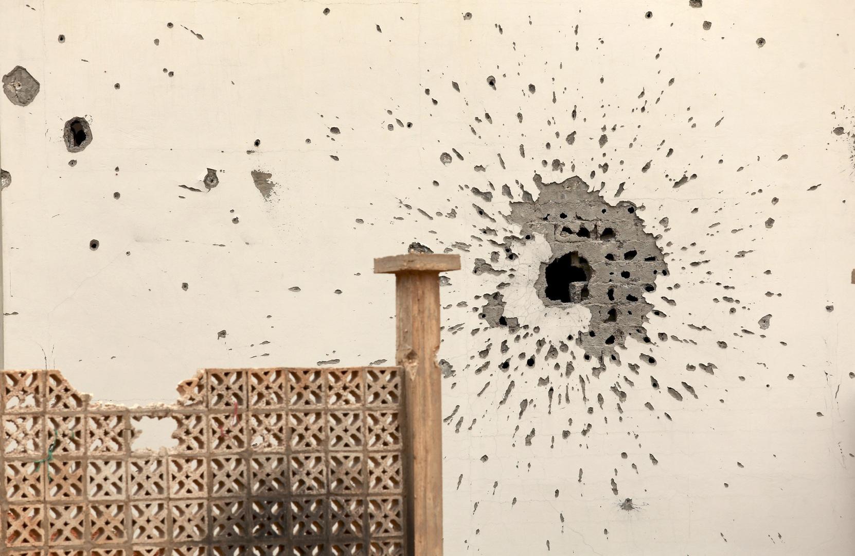 قصف في بنغازي، أرشيف