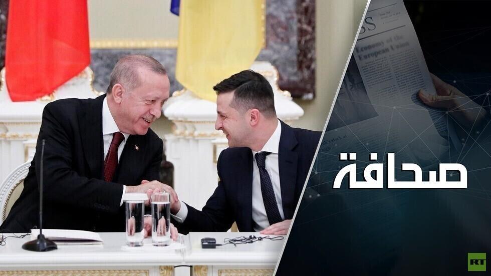 ما إن حصل أردوغان على السياح الروس حتى أرسل طائراته لتهدد القرم الروسية
