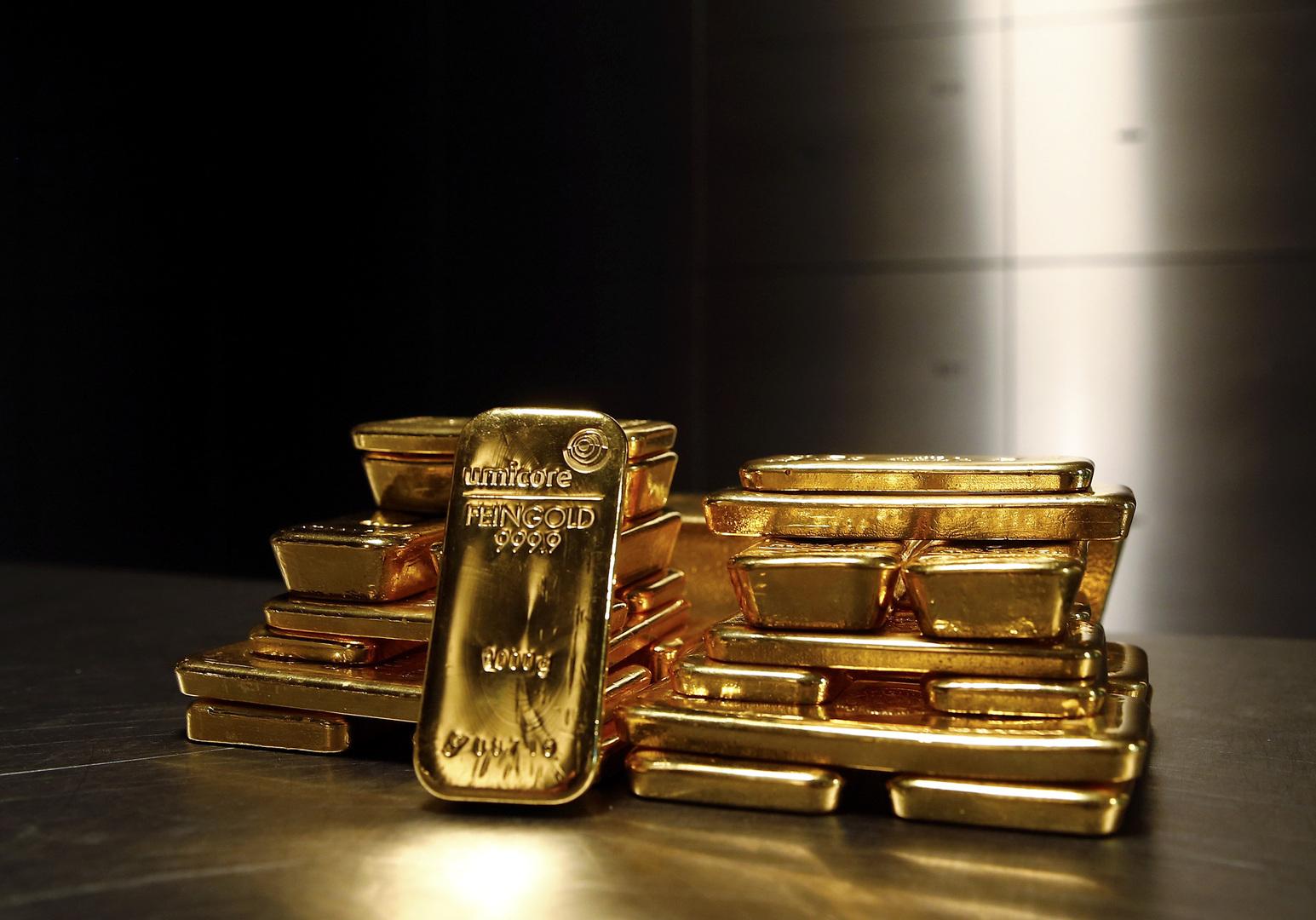 مصر تتراجع في الترتيب العالمي باحتياطيات الذهب