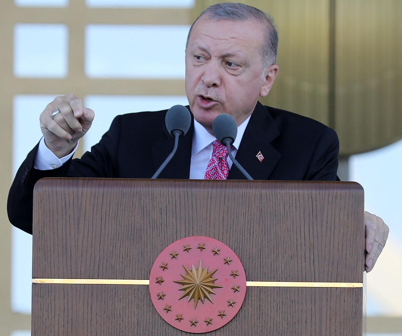 أردوغان: سنقضي العيد في ظروف أفضل بعد أن سيطرنا على الوباء