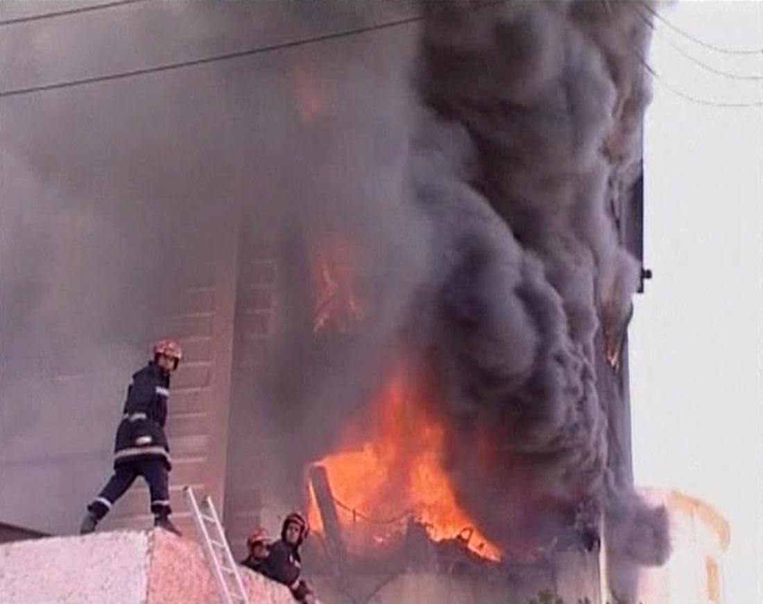 مأساة تهز المغرب.. حريق يلتهم 8 أشخاص من أسرة واحدة