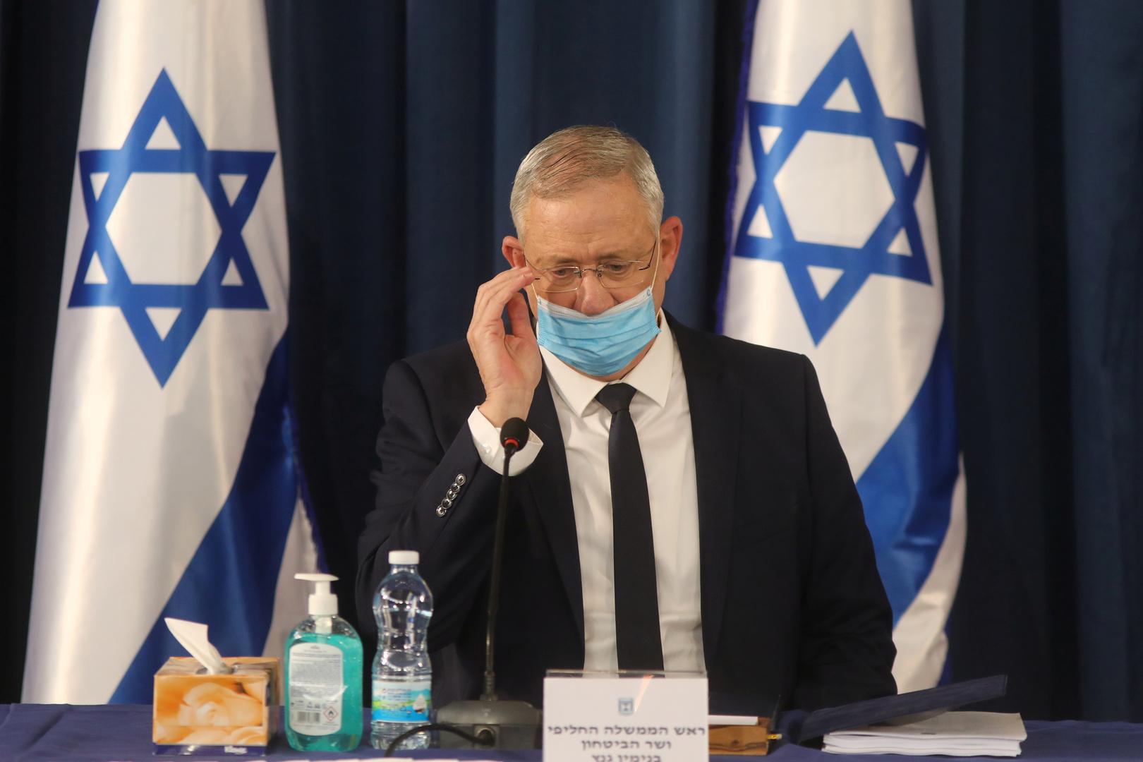 إسرائيل.. حزب ميريتس المشارك بالحكومة يبحث برامج التجسس مع غانتس