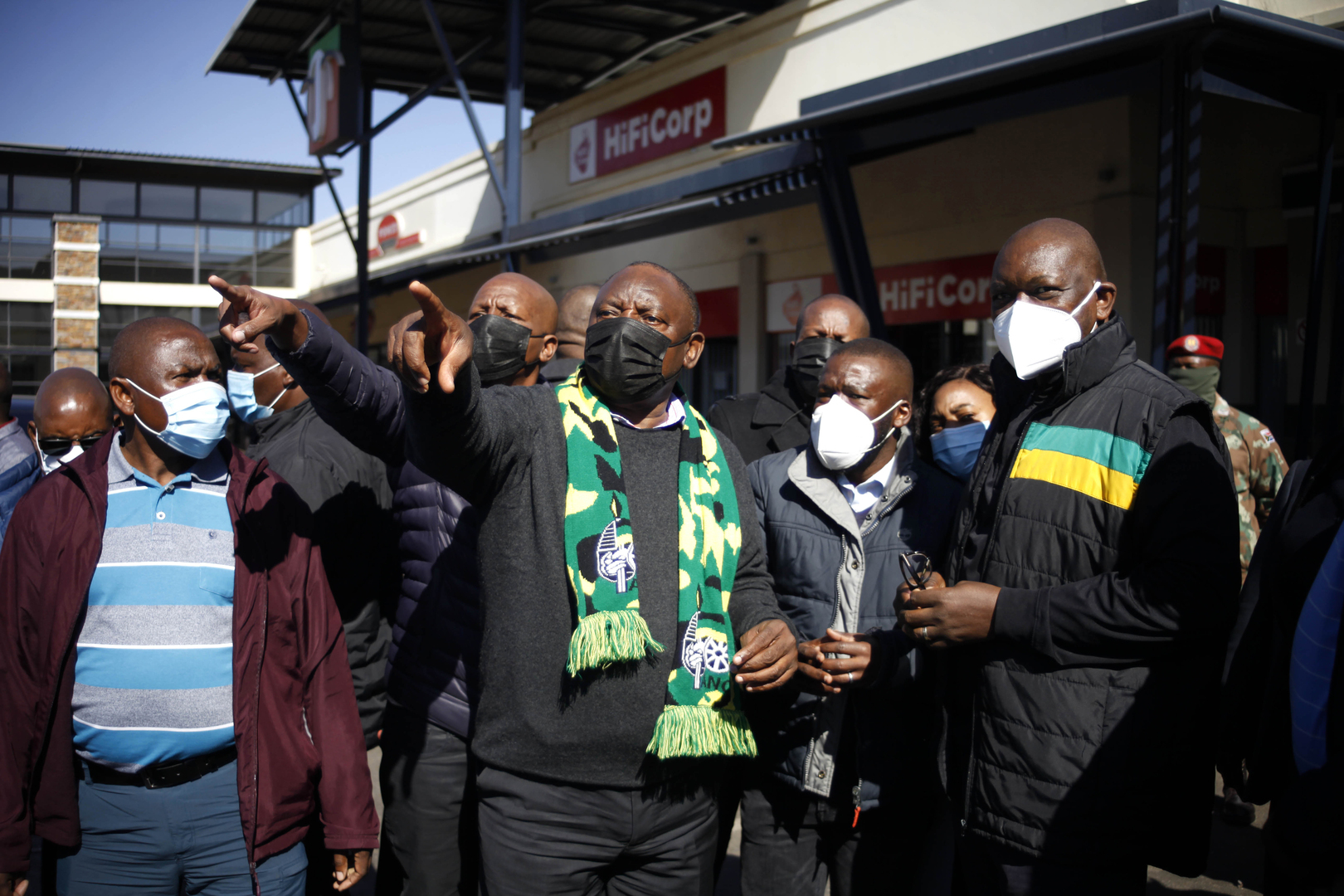 استئناف محاكمة رئيس جنوب إفريقيا السابق في قضية فساد