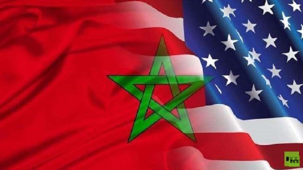 الولايات المتحدة والمغرب