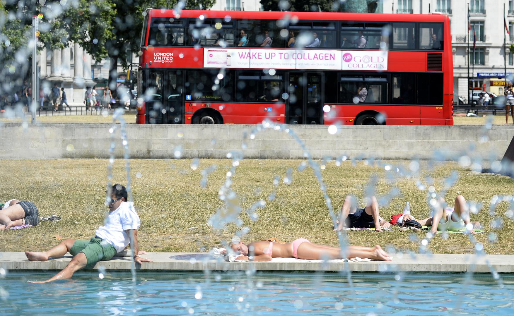 بريطانيا.. تحذيرات من موجة حر شديد