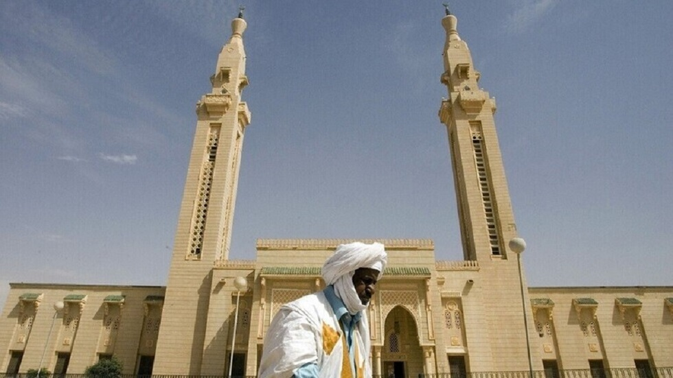 جامع في موريتانيا - أرشيف