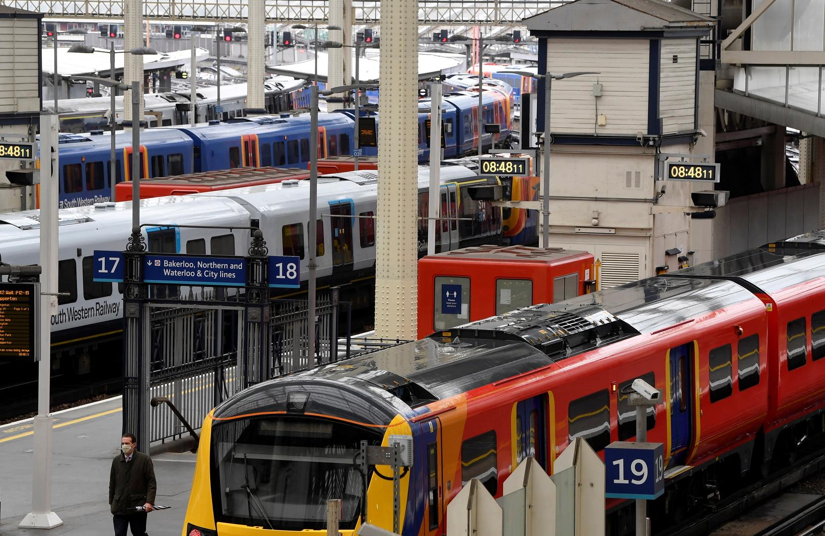 بريطانيا.. تعرض آلات بيع تذاكر السكك الحديدية شمالي البلاد لهجوم إلكتروني