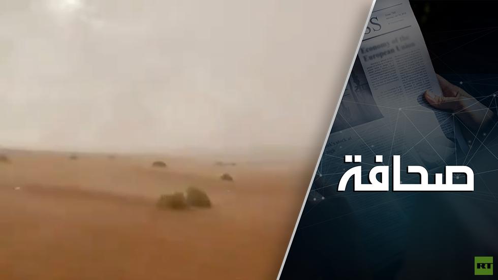 استمطار في الإمارات: ولّدوا فيضانات في الصحراء باستخدام درونات طائرة