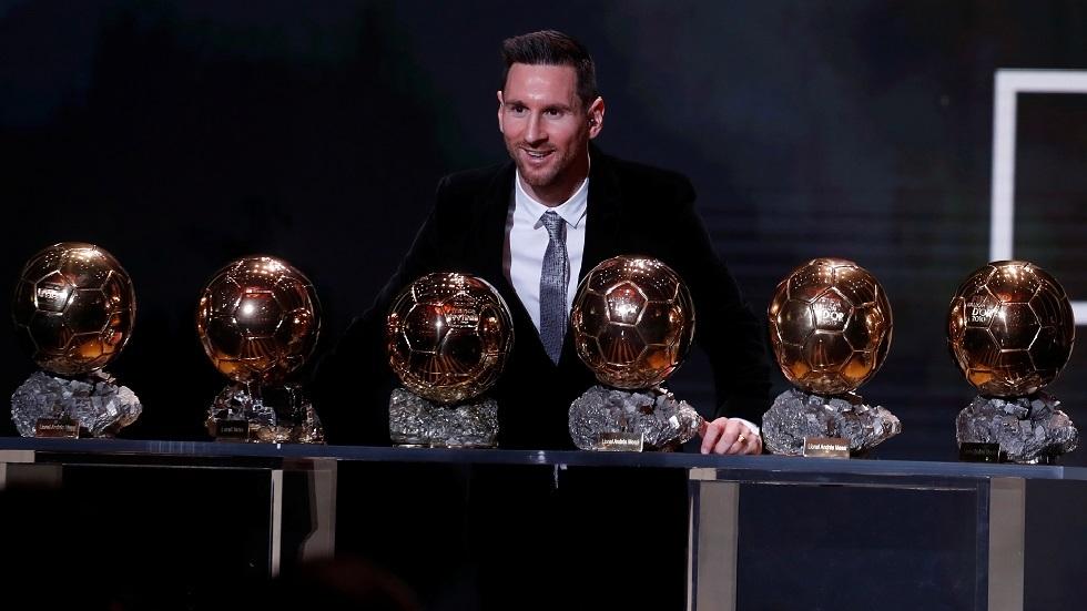 صحيفة مدريدية: انسوا البقية وامنحوا الكرة الذهبية لميسي طالما أنه يلعب!