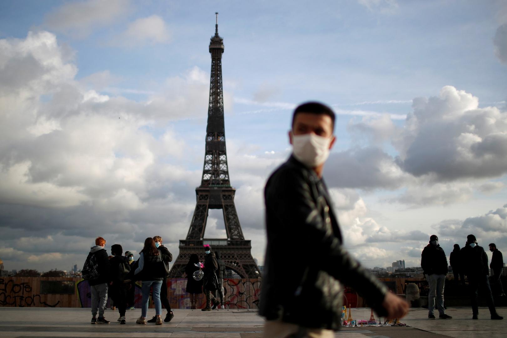 فرنسا.. ارتفاع غير مسبوق في عدد الإصابات اليومية بكورونا