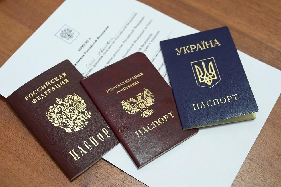 كوزاك يكشف عدد الأوكرانيين الذين نالوا الجنسية الروسية منذ عام 2016