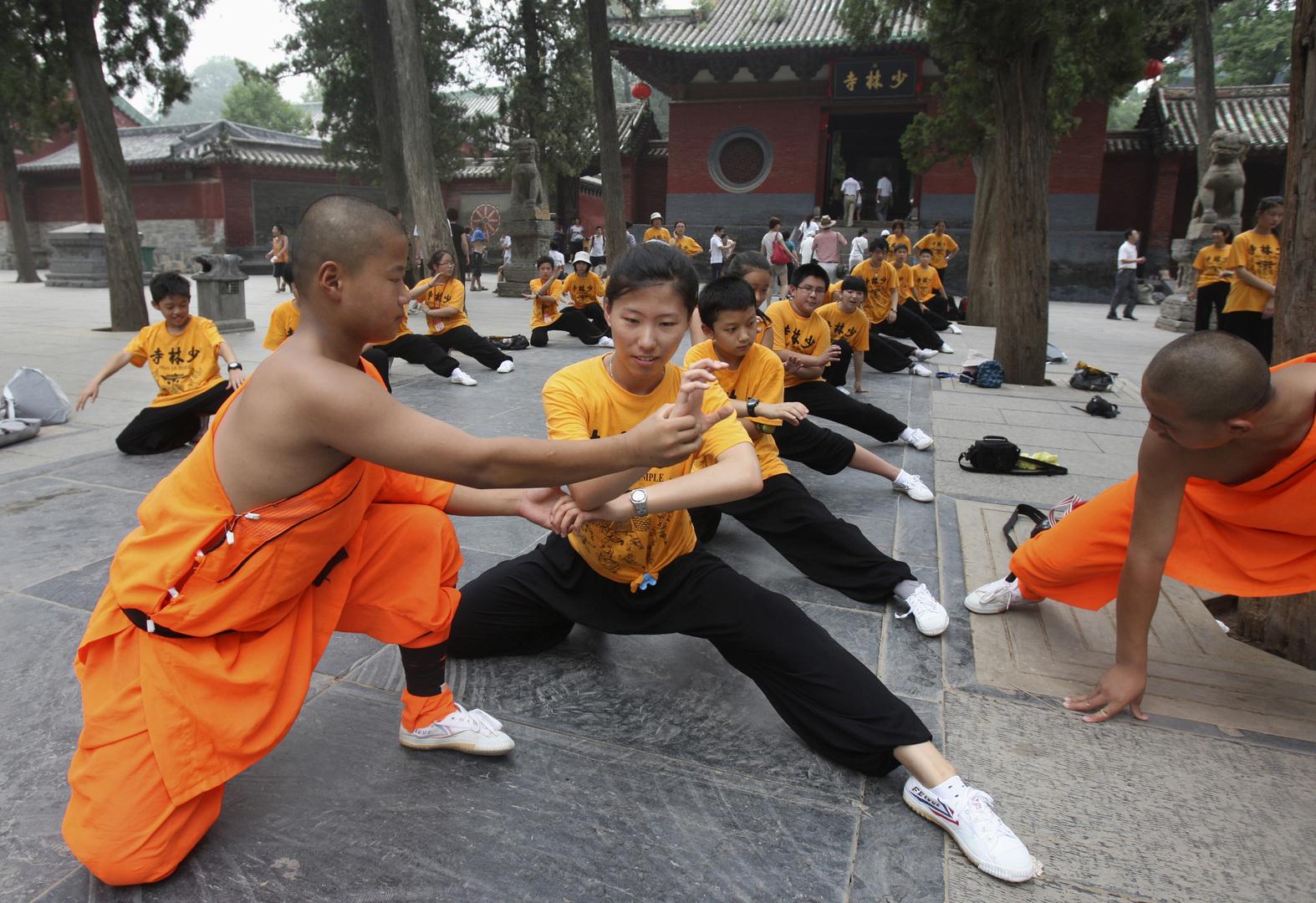 إغلاق معبد شاولين.. الفيضانات تجتاح 12 مدينة وسط الصين