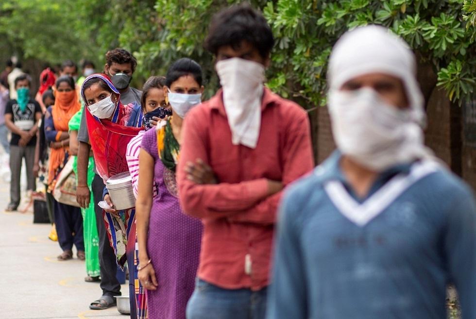 دراسة: زيادة الوفيات في الهند بواقع 4.9 مليون خلال الجائحة