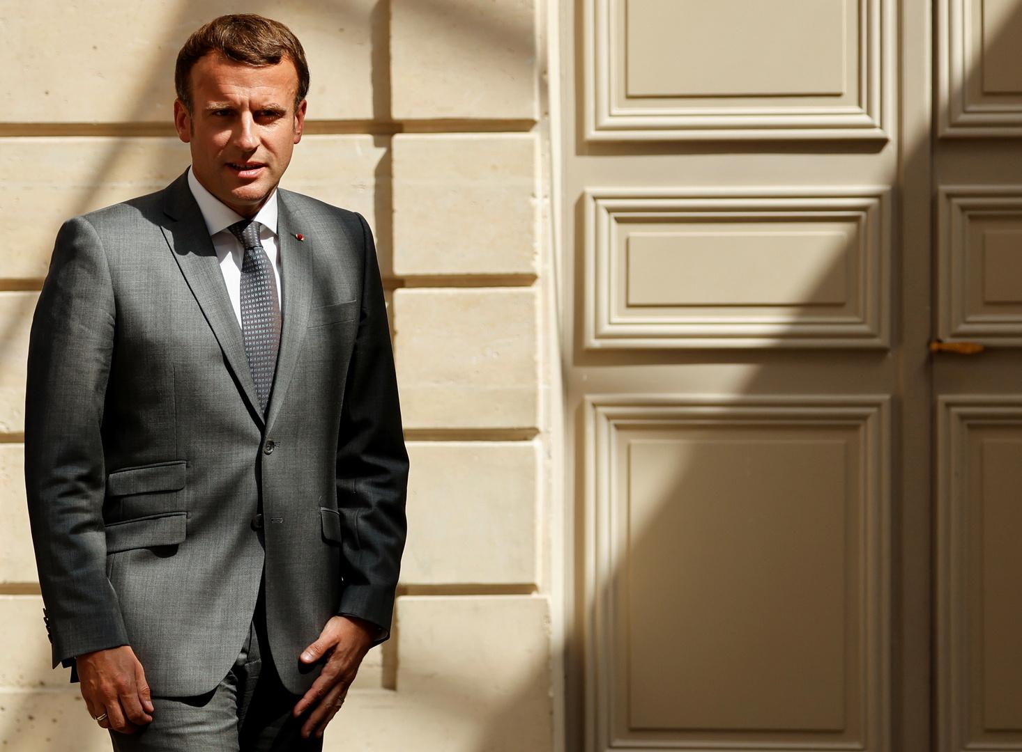 فرنسا عن التجسس على ماكرون: إن ثبتت هذه الادعاءات ستكون خطيرة للغاية
