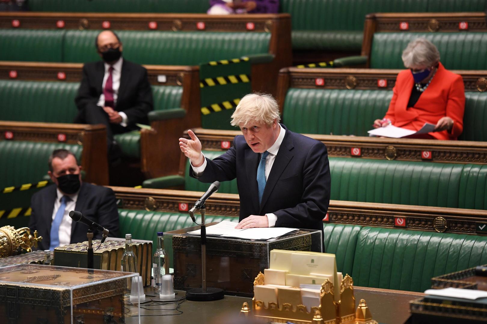 بريطانيا تدرج دخول أراضيها بلا تأشيرة في خانة الجرائم الجنائية