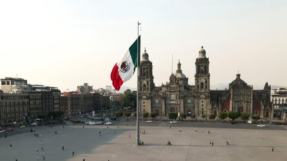 العاصمة المكسيكية مكسيكو سيتي - أرشيف