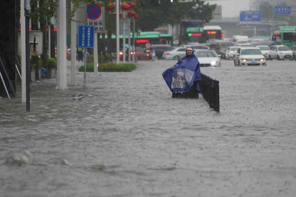 مدينة تشنغتشو الصينية